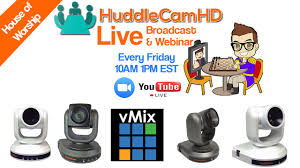 <b>House</b> of Worship Live Streaming with <b>USB</b> cameras (EP 14 ...