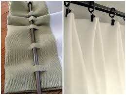 no sew window treatments why stitch when you can glue diy home
