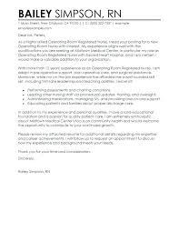 Nursing Position Cover Letter Clinical Nurse Job Application Letter