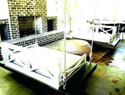 hanging bed frame plans full size of outdoor hanging bed frame plans swing porch swings beds hanging bed frame