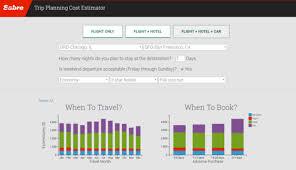 Trip Planner Cost Trip Planning Cost Estimator Sabre