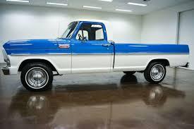 1967 Mercury M100 12844 Miles Harbor Blue 240ci 6 cylinder 4 Speed ...