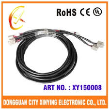 2 54mm 2510 connector and cold pressing terminal wire harness Wiring Harness Connectors And Terminals 12 pin automotive electrical wiring harness with hot shrinking tube Broken Pin Wiring Harness Terminals
