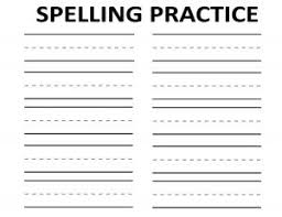 alphabet practice paper 74 best education alphabet spelling images on pinterest school