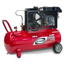 compresor de aire de gasolina. e170mg0650k-108 - evans compresor de aire pistón con motor gasolina