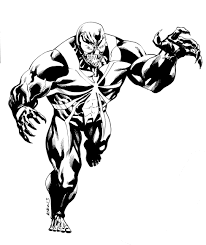 Small Picture Venom Robert Atkins Art