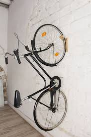 tokyo bike rack wall mount wooden