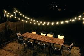 patio lights. Outdoor Patio String Lights Globe Led Decor Of Home Remodel Inspiration Clear