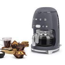 Smeg Filtre Kahve Makinesi Barut Grey Dcf02greu