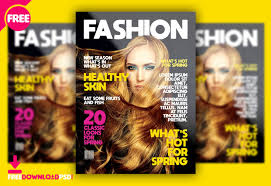 Magazine Template Psd Free Download Magazine Template Psd Freedownloadpsd Com