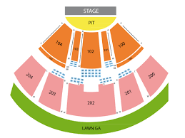 First Niagara Pavilion Seating Chart 50 Valid Bb T Seating Chart For Concerts