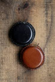 round leather tape measure
