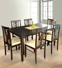 dining table for 6 furniture dining table for 6 attractive room furniture 7 piece set mirrored dining table for 6