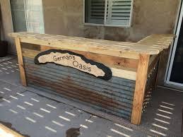 build a patio bar. These Outdoor Patio Bar\u0027s Feature Standard 2\ Build A Bar S