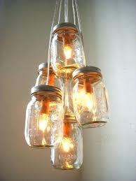 string light chandelier ball jar light how to build mason jar chandelier lanterns mason jar string