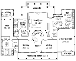 magnolia homes floor plans. First Floor Plan Image Of Magnolia Place-5400 House Homes Plans
