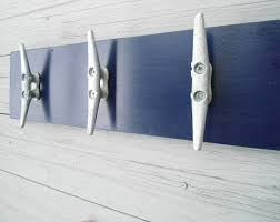 Boat Cleat Coat Rack Extraordinary BOAT CLEAT Hook STORAGE BeachHouseDreams