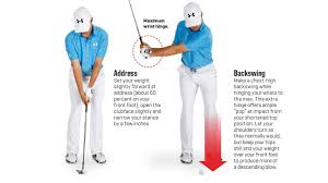 some recreational players are intimidated by tricky half shots from 40 to 60 yards not you after practicing this tip these short shots will be as