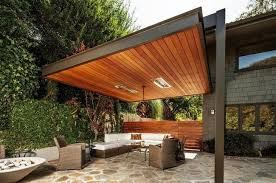 pergola design. modern pergola designs best quality black stained finish tough steel posts crossbeams rafters walnut canopy feature garden patio decoration design r