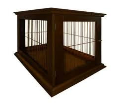 dog crates as furniture. Simple Crates DenHaus RuffHaus Luxury End Table Dog Crate Furniture  Pet Pro Supply Co Inside Crates As
