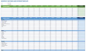 Household Expenses Spreadsheet Excel Monthly Business Expenses Spreadsheet Template Magdalene