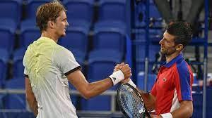 Tennis - US Open: Zverev im Halbfinale ...