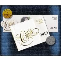 Class Of 2020 High School Seniors Graduation Announcements