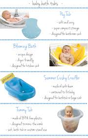 note all of these tubs are reviewed for infant