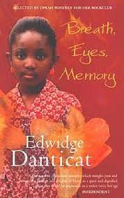breath eyes memory by edwidge danticat