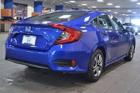Blue Honda Civic Hatchback Gallery