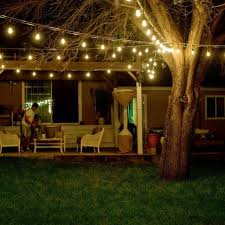 terrace lighting. 48ft Lights String Terrace Gazebo Patio 15 Dropped Socket Wedding Party  Garland Terrace Lighting E
