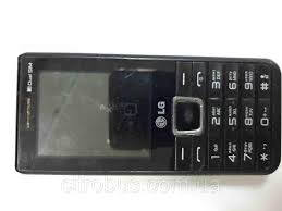 Мобільні телефони Б/У LG A390: продаж ...