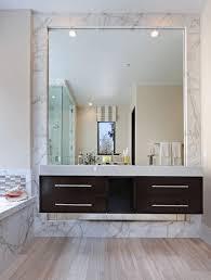 Design House Mirror Big Bathroom Mirror Trend In Real Interiors