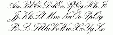 Fonts For Tattoos Tattoo Lettering Fonts Cursive Tattoo Lettering Cursive Styles