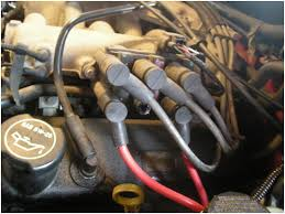 spark plug and spark plug wire 94 04 v6 installation the passenger s side wires are arranged on the coil pack to their locations in motor so the spark plug closest to the