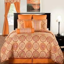 orange duvet cover king modern orange bedding by victor mill burnt orange duvet cover king size