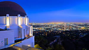 Griffith Observatory Laser Light Show Griffith Observatory Los Angeles Usa Attractions Lonely