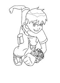 Small Picture Ben 10 Coloring Pages PdfColoringPrintable Coloring Pages Free