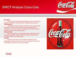 Coca Cola Corporate Structure Chart Coca Cola Presentation