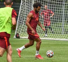 """Mohamed Salah on Twitter: """"⚽… """""""