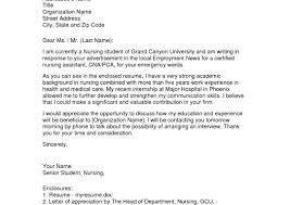 Sample Cover Letter For Registered Nurse Resume Nursing Assistant ...