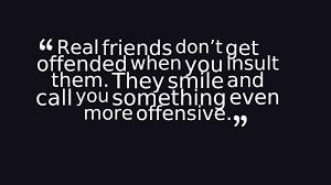 Friendship Sarcastic Quotes