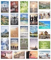 Edition Seidel Set 25 Postkarten Leben Momente Mit Sprüchen