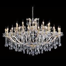 Подвесная <b>люстра Crystal Lux Hollywood</b> SP20+10 Gold купить в ...