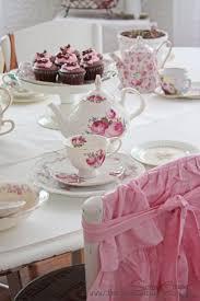 Charming Tea Time!
