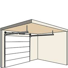 low clearance garage doorGarage Door Track Options