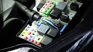 how to change fuses and relays ford focus year models 2016 2016