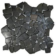 gray tile bathroom floor. Hover Show Glazed Grey Marble Mosaic Tile Gray Bathroom Floor