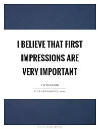 First Impression Quotes Impressive First Impression Quotes Sayings First Impression Picture Quotes