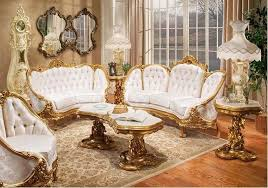 victorian modern furniture. A Living Room Decorated With Furniture That Is Either Baroque Or Rococo Victorian Modern
